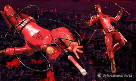 Mezco Toyz One 12 Collective Daredevil daredevil one 12 collective figure by mezco toyz actionfiguresdaily