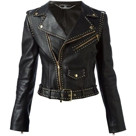 Mcqueenleather Jacket best 25 studded leather jacket ideas on paint