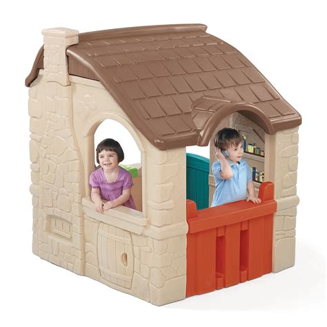 naturally playful countryside cottage kids playhouse step2