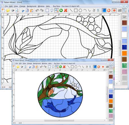 professional pattern design software pattern wizard design print full size arts crafts
