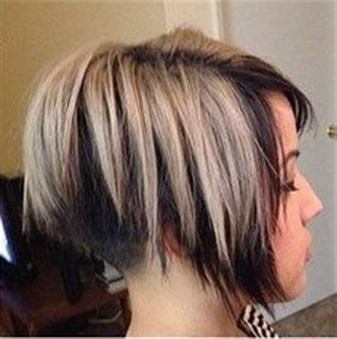 choppy nape length bob 1000 images about the bob on pinterest tapered bob