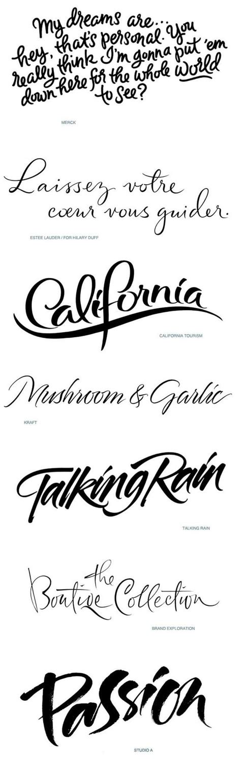 tattoo hand script font fonts hand drawn fonts and font pairings on pinterest