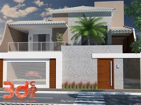 construindo minha casa clean fachadas de casas muros