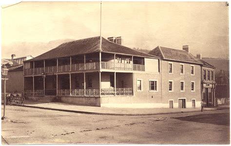 inn tasmania photograph of the ship inn corner of elizabeth and