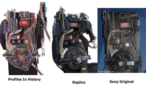 Proton Pack Backpack by Proton Pack
