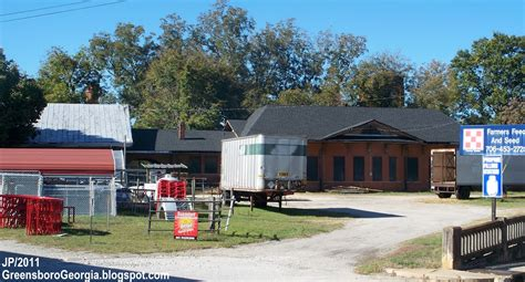 Ranch Supply Greensboro Greene Lake Oconee Golf Restaurant Bank