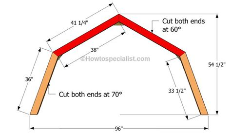 How To Make Shed Roof Trusses by Best 25 Gambrel Roof Ideas On Master
