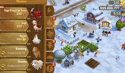 mod game farmville 2 wisata desa farmville 2 country escape mod v8 1 1734 apk terbaru