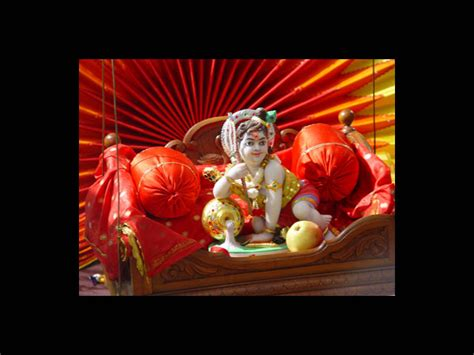 home decoration for janmashtami janmashtami decoration ideas for palna boldsky com