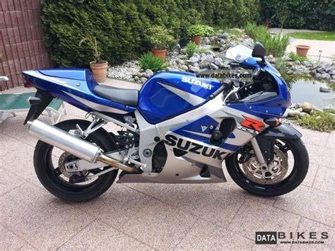 2002 Suzuki Gsx 600 2002 Suzuki Gsx R 600