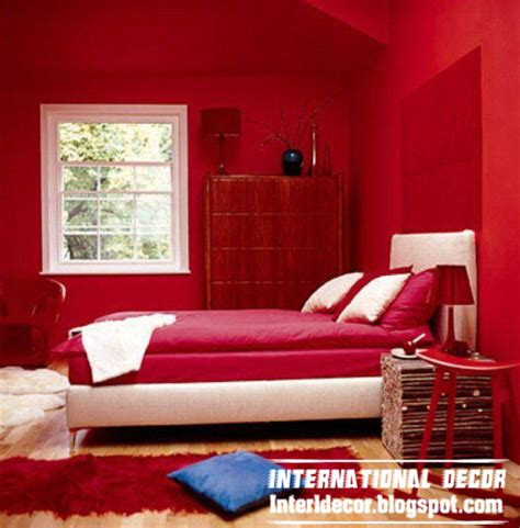 red bedroom red interior bedroom designs red bedrooms designs