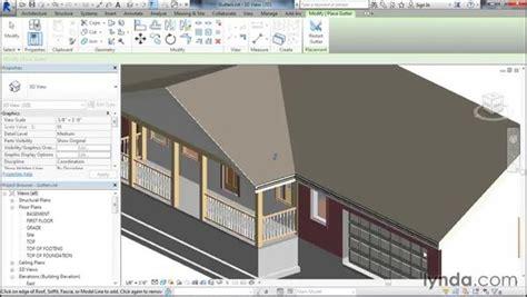 revit gutter tutorial adding gutters to a roof