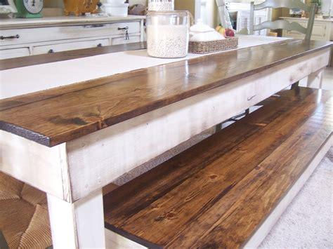cottage charm creations provincial farmhouse table