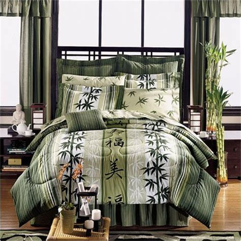 japanese design haiku complete bed set