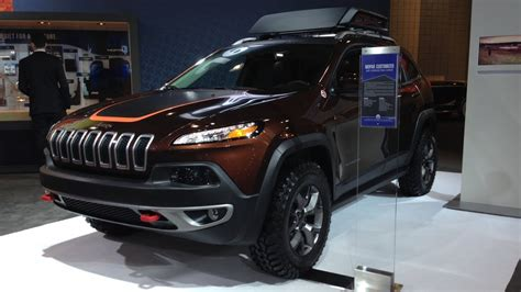 2014 Jeep Trailhawk 4x4 Customized By Mopar