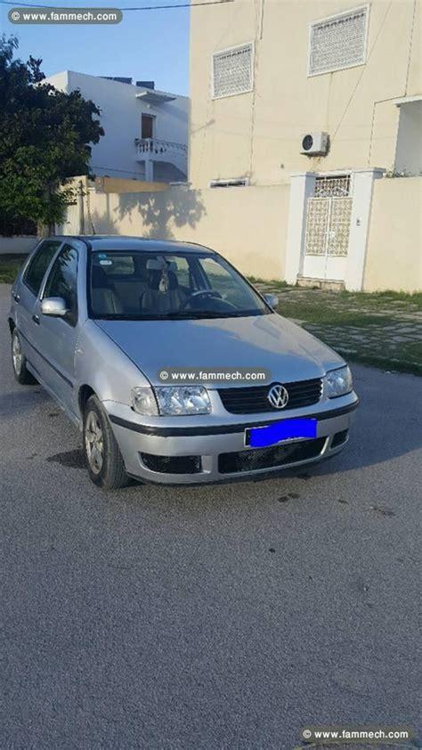 voitures tunisie volkswagen polo tunis a vendre