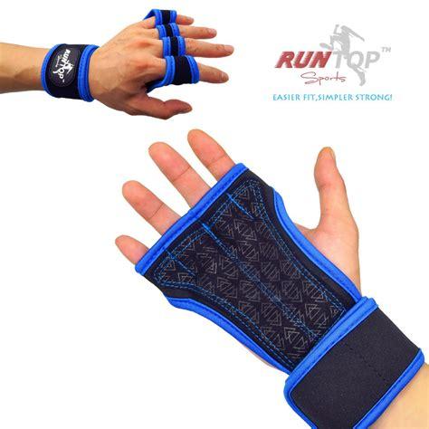 Sarung Tangan I Glove Touchscreen runtop sarung tangan weight lifting glove support size xl backup blue