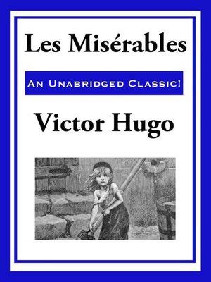 les miserables everymans library 1857152395 les miserables by victor hugo 183 overdrive ebooks audiobooks and videos for libraries