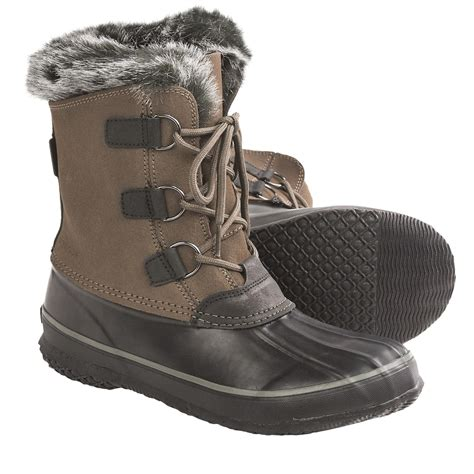 waterproof snow boots for kamik temptress snow boots waterproof insulated for