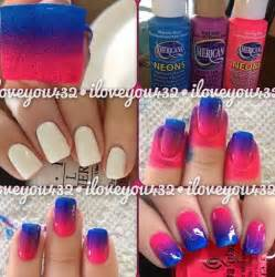 a quick and easy nail design tutorial nails pinterest