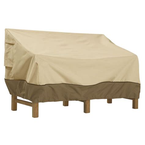 classic accessories veranda large patio sofa cover 72932