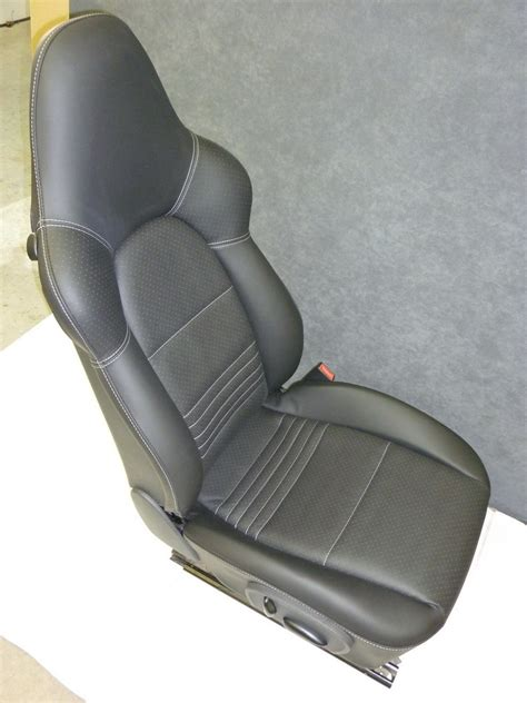 porsche seat upholstery front seat reupholstery kit porsche 996 and boxster 1997 2004