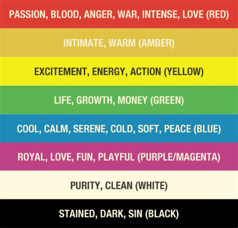change color theory at church