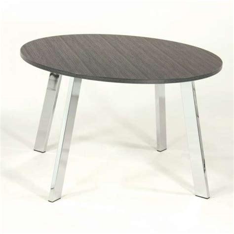 table de cuisine ovale table de cuisine ovale en stratifi 233 elias 4 pieds