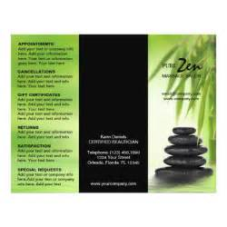 270 massage flyers massage flyer templates and printing