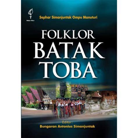 folklor batak toba
