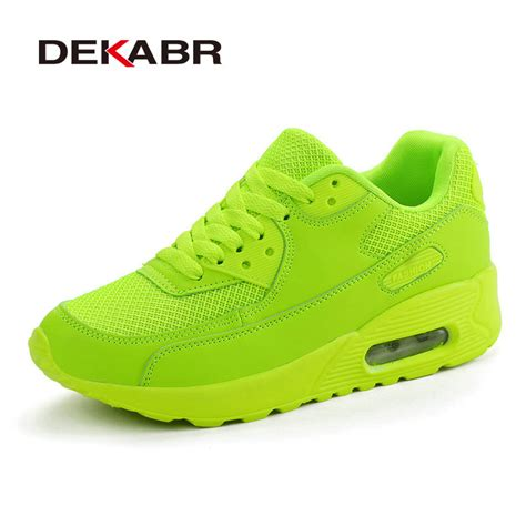 comfortable running shoes for dekabr brand newest autumn running shoes for