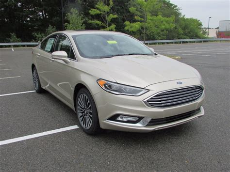 ford fusion awd 2017 new ford fusion titanium awd at watertown ford