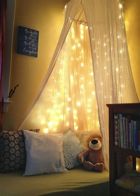 canopy string lights 23 amazing canopies with string lights ideas