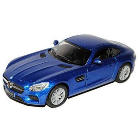 Kinsmart Mercedes Amg Gt Blue Diecast Miniatur Mobil Mobilan Sport M welly mercedes g class 1 24 black