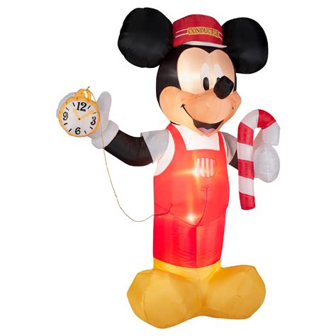 mickeyunlimited electric christmas decorations licensed outdoor decorations mickey
