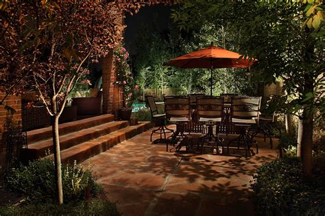 Patio Pergola And Deck Lighting Ideas And Pictures Lighting For Patios