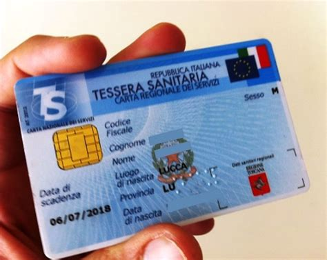 carta di soggiorno elettronica carta sanitaria elettronica la regione sigla un accordo