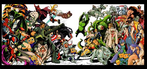 Marvel L by Fan Friday Marvel Vs Capcom