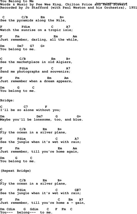 To Be With You Guitar Chords