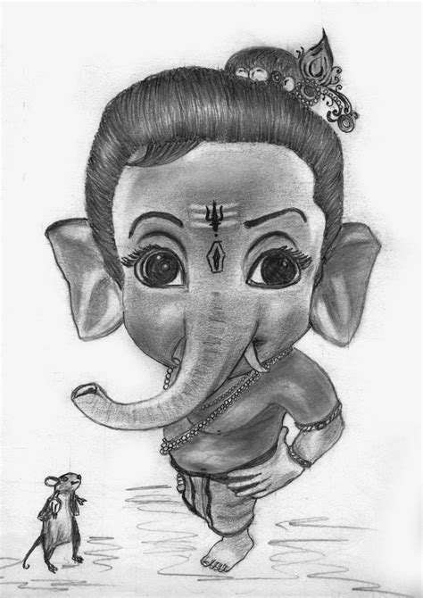 Sketches 1080p by Free Lord Ganesh Sketch Free Clip Free Clip
