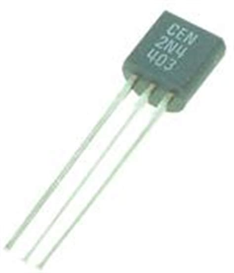 transistor gp bjt national semiconductor 2n4403 transistor gp bjt pnp 40v 0 6a 3 pin to 92