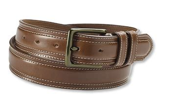 brown leather belt sedgwick bridle leather belt orvis