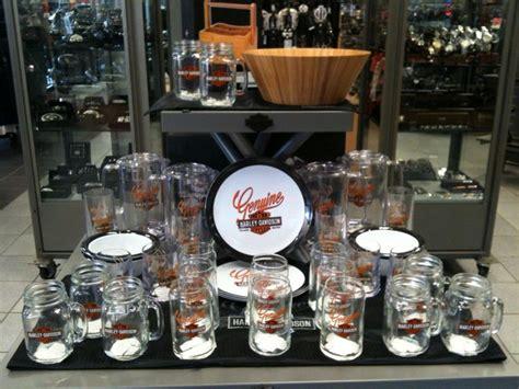 Harley Davidson 6089 harley davidson dinnerware work display ideas