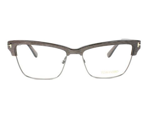 Frame Tomford 2 tom ford eyeglasses tf 5364 020 grey visionet