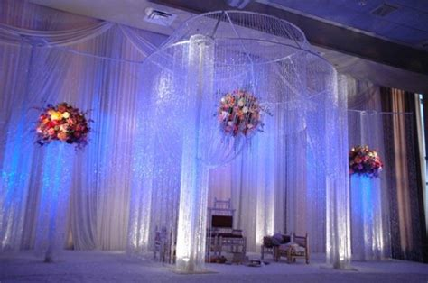 wedding decorations drapes set the perfect scene for your next wedding