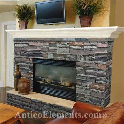 resurface fireplace with new collection window in
