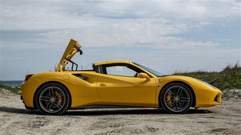 spyder car ferrari 488 spider 2016 review by car magazine