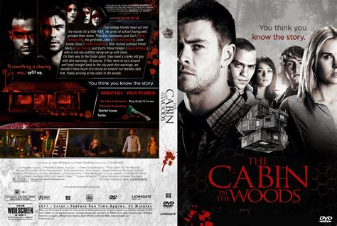 The Cabin In The Woods Imdb by Covers Box Sk The Cabin In The Woods 2012 Imdb Dl