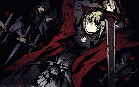 anime fate dark saber fate stay night wallpaper 24684693 fanpop