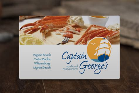 Captain Georges Gift Card - captain george s store